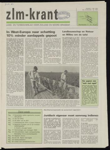 Zeeuwsch landbouwblad ... ZLM land- en tuinbouwblad 1993-05-07