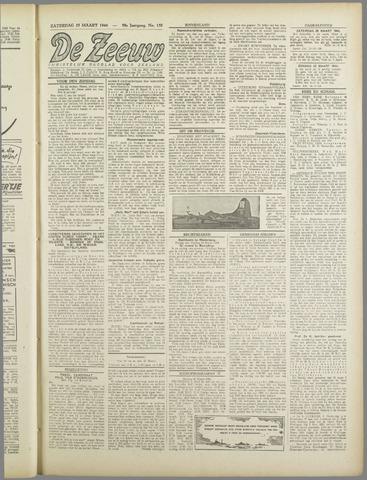De Zeeuw. Christelijk-historisch nieuwsblad voor Zeeland 1944-03-25