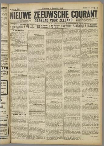 Nieuwe Zeeuwsche Courant 1922-12-06