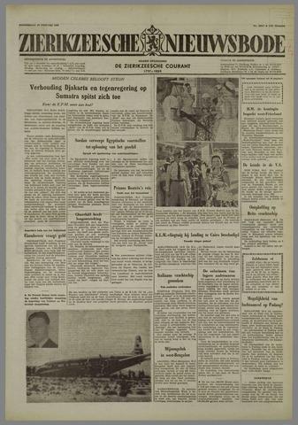 Zierikzeesche Nieuwsbode 1958-02-20
