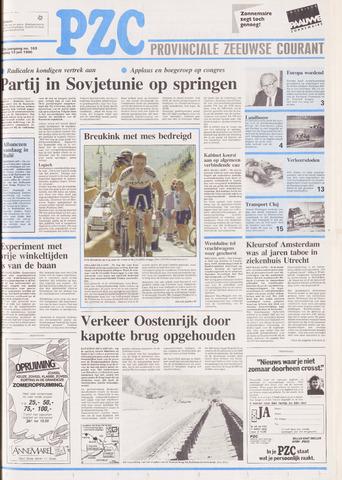 Provinciale Zeeuwse Courant 1990-07-13