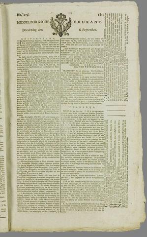 Middelburgsche Courant 1810-09-06