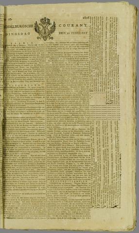 Middelburgsche Courant 1806-02-11