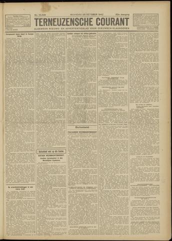 Ter Neuzensche Courant. Algemeen Nieuws- en Advertentieblad voor Zeeuwsch-Vlaanderen / Neuzensche Courant ... (idem) / (Algemeen) nieuws en advertentieblad voor Zeeuwsch-Vlaanderen 1942-10-26