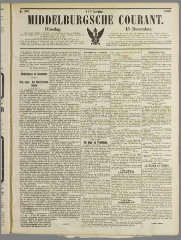 Middelburgsche Courant 1908-12-15