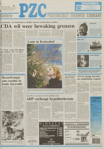 Provinciale Zeeuwse Courant 1994-03-22