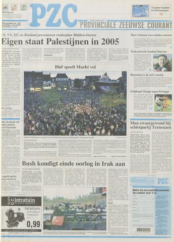 Provinciale Zeeuwse Courant 2003-05-01