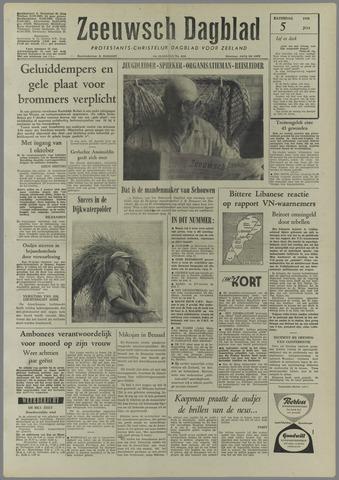Zeeuwsch Dagblad 1958-07-05
