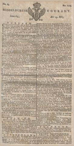 Middelburgsche Courant 1779-05-29