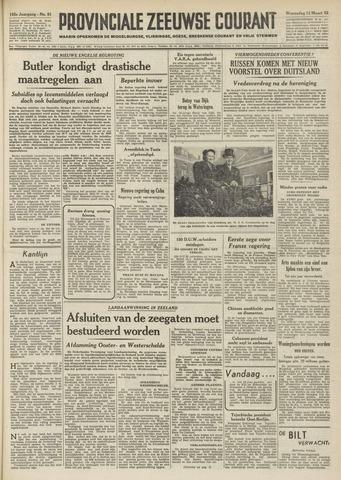 Provinciale Zeeuwse Courant 1952-03-12