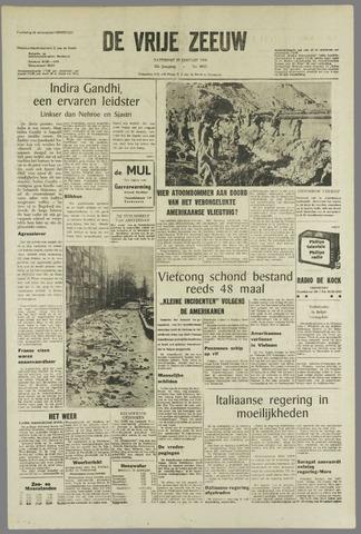 de Vrije Zeeuw 1966-01-22