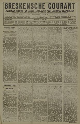 Breskensche Courant 1927-06-22