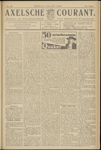 Axelsche Courant 1932-03-04
