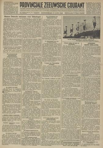 Provinciale Zeeuwse Courant 1942-06-11