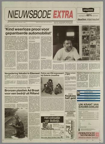 Zierikzeesche Nieuwsbode 1996-01-24