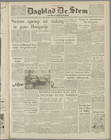 de Stem 1956-11-22