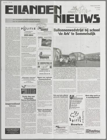 Eilanden-nieuws. Christelijk streekblad op gereformeerde grondslag 2004-01-16