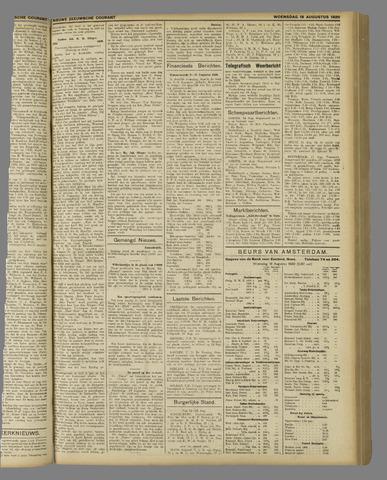 Nieuwe Zeeuwsche Courant 1920-08-19