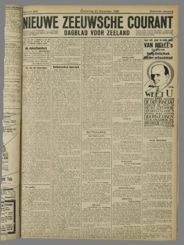 Nieuwe Zeeuwsche Courant 1920-12-23