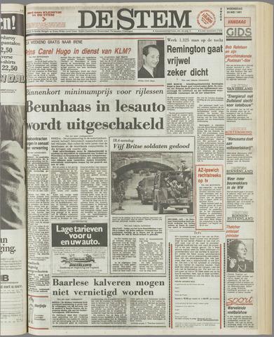 de Stem 1981-05-20