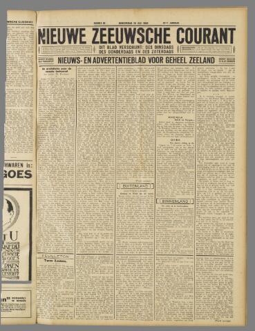 Nieuwe Zeeuwsche Courant 1932-07-28