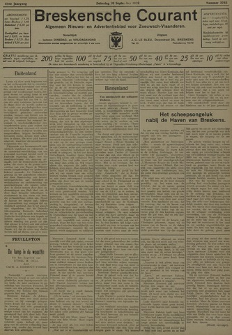 Breskensche Courant 1932-09-10