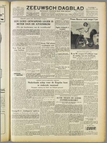 Zeeuwsch Dagblad 1952-01-18