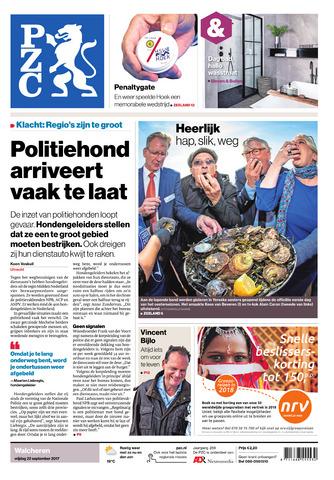 Provinciale Zeeuwse Courant 2017-09-22