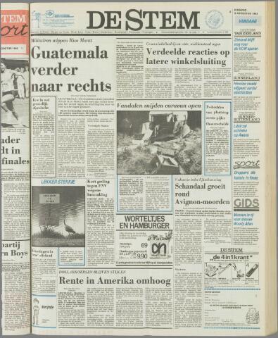 de Stem 1983-08-09