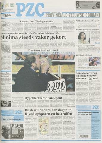 Provinciale Zeeuwse Courant 2003-05-14