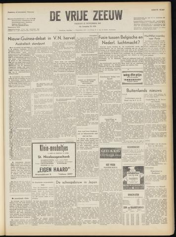 de Vrije Zeeuw 1957-11-22