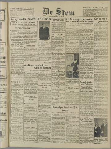 de Stem 1948-02-26