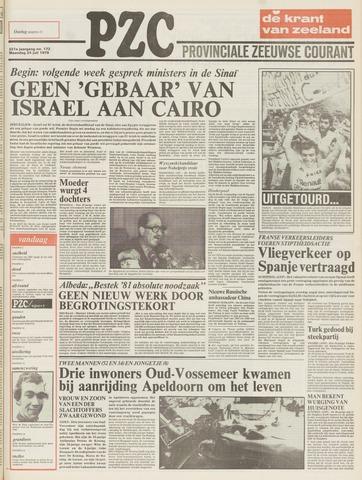 Provinciale Zeeuwse Courant 1978-07-24