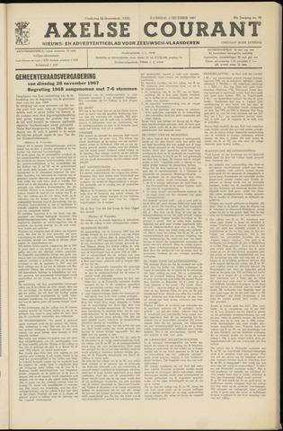 Axelsche Courant 1967-12-02