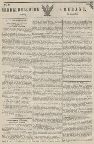 Middelburgsche Courant 1851-08-16