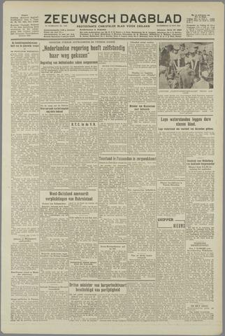 Zeeuwsch Dagblad 1949-11-24