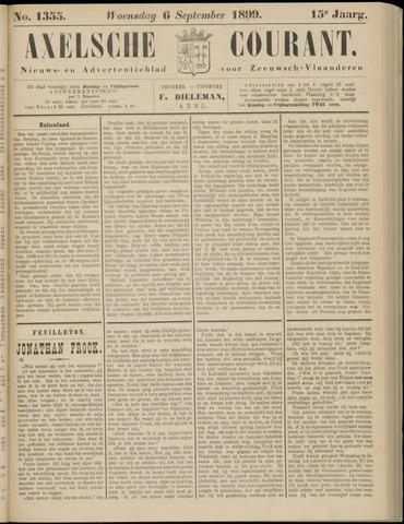 Axelsche Courant 1899-09-06