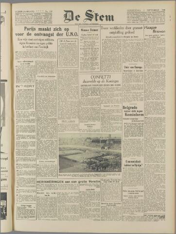 de Stem 1948-09-02