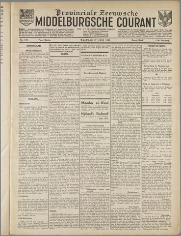 Middelburgsche Courant 1932-06-27