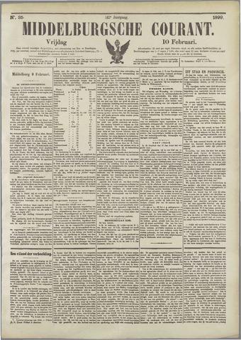 Middelburgsche Courant 1899-02-10
