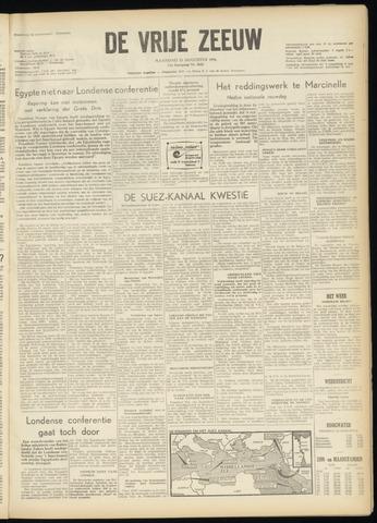 de Vrije Zeeuw 1956-08-13