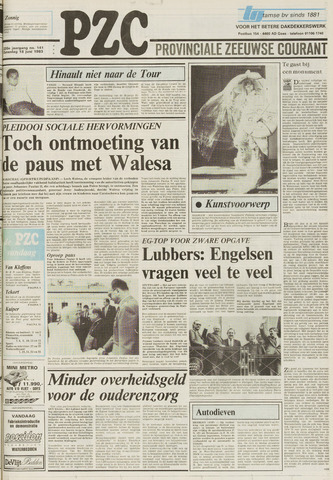 Provinciale Zeeuwse Courant 1983-06-18