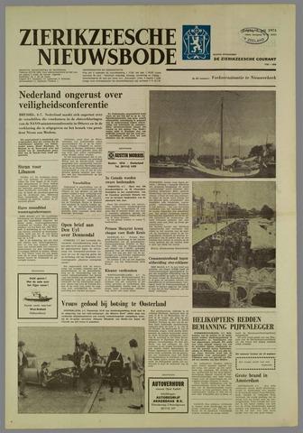 Zierikzeesche Nieuwsbode 1974-07-05