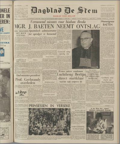 de Stem 1961-09-09