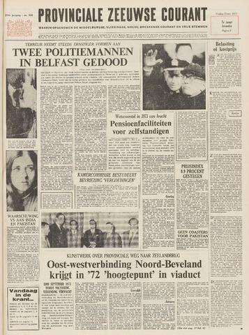 Provinciale Zeeuwse Courant 1971-11-12