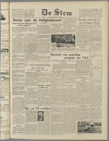 de Stem 1948-09-27