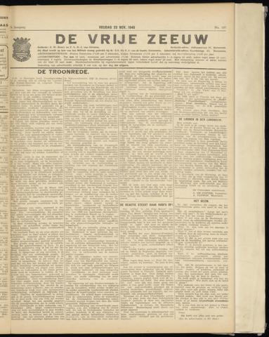 de Vrije Zeeuw 1945-11-23