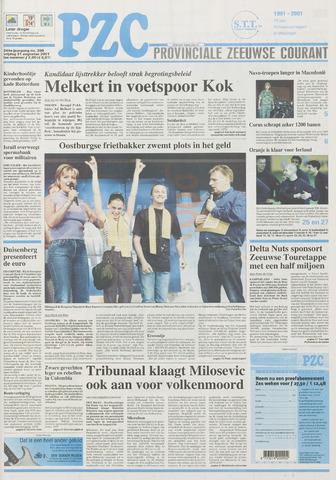 Provinciale Zeeuwse Courant 2001-08-31