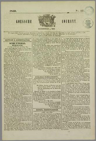 Goessche Courant 1850-05-09