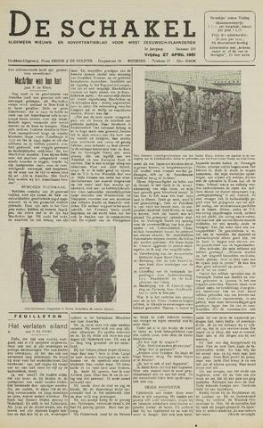De Schakel 1951-04-27